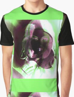 6547pi Orchid Goddess Graphic T-Shirt