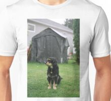 'Backyard' Unisex T-Shirt