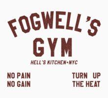 Fogwell's Gym One Piece - Short Sleeve