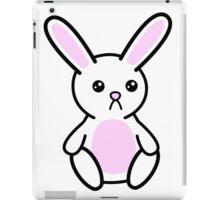 Three little Sad Bunnies iPad Case/Skin