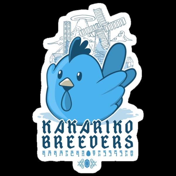 Kakariko Breeders by otzee