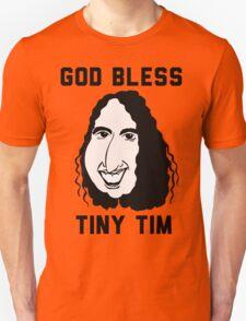 God Bless Tiny Tim Unisex T-Shirt