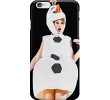 taylor olaf iPhone Case/Skin