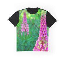 Luscious Lupin Graphic T-Shirt