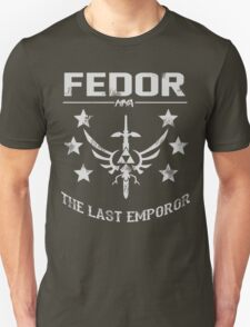 Fedor Emelianenko Established [FIGHT CAMP] T-Shirt