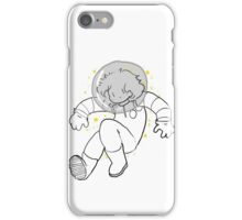 now we're lost in outer space iPhone Case/Skin