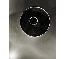 Cold Hearted Orb Photographic Print