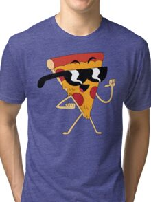 It's Pizza Steve! Tri-blend T-Shirt