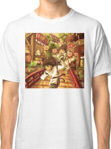 Haku and Chihiro Classic T-Shirt