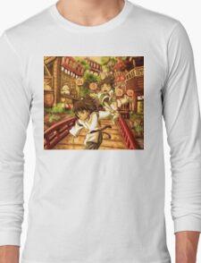 Haku and Chihiro Long Sleeve T-Shirt