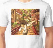 Haku and Chihiro Unisex T-Shirt