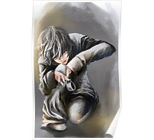 N, Death Note  Poster