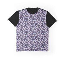 colorful leopard Graphic T-Shirt