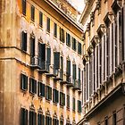 Rome Street Scene by BronwynBell
