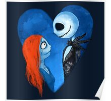 Sally and Jack Poster