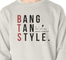 Bangtan Style--with names!  Pullover