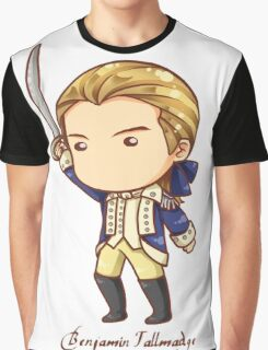 Benjamin Tallmadge Chibi Graphic T-Shirt