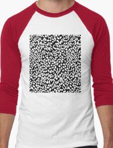 Leopard dots Men's Baseball ¾ T-Shirt