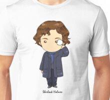 Sherlock Holmes Chibi Unisex T-Shirt