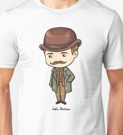 John Watson Chibi Unisex T-Shirt