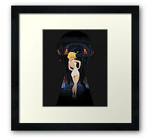 Holli Would Framed Print