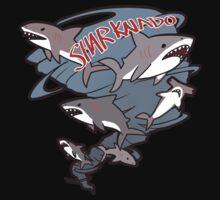 Cute Sharknado Kids Tee