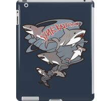 Cute Sharknado iPad Case/Skin