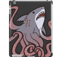 Cute Sharktopus iPad Case/Skin