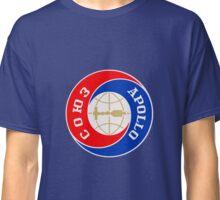 Apollo-Soyuz Test Project (ASTP) Classic T-Shirt