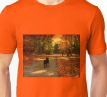 A lab in Fall T-Shirt