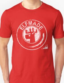 Elfmade (Red/Green & White) T-Shirt