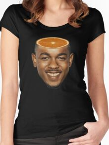 Kendrick Lamar | 2016 Women's Fitted Scoop T-Shirt