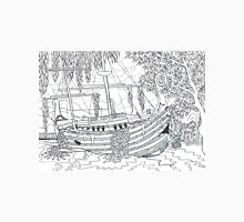 Lost Pirate Ship Unisex T-Shirt