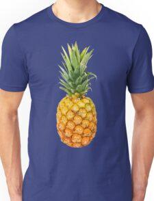 Pineapple Print Unisex T-Shirt