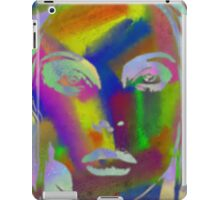 Peer Out Of Colour iPad Case/Skin