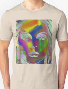Peer Out Of Colour Unisex T-Shirt