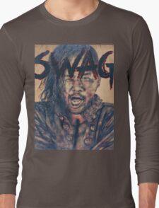 SWAG -- Nakamura Grunge  Long Sleeve T-Shirt
