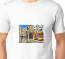 New York City Glimpse Unisex T-Shirt