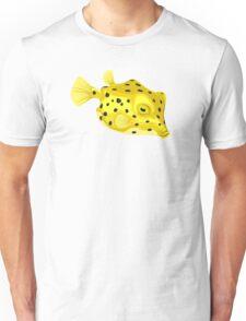 Fish: Yellow Boxfish Unisex T-Shirt