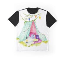 Spring Camping  Graphic T-Shirt
