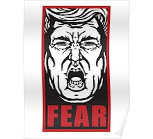 Fear the Trump Poster