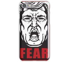 Fear the Trump iPhone Case/Skin