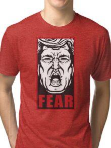 Fear the Trump Tri-blend T-Shirt