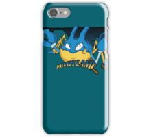 Maryland Blue Krabbys iPhone Case/Skin