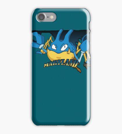 Maryland Blue Krabbys iPhone Case/Skin