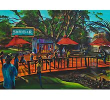 the Shed Airlie Beach Music Festival Photographic Print