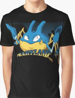 Maryland Blue Krabbys Graphic T-Shirt