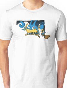 Maryland Blue Krabbys Unisex T-Shirt