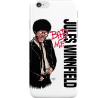 Bad M.F. iPhone Case/Skin