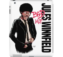 Bad M.F. iPad Case/Skin